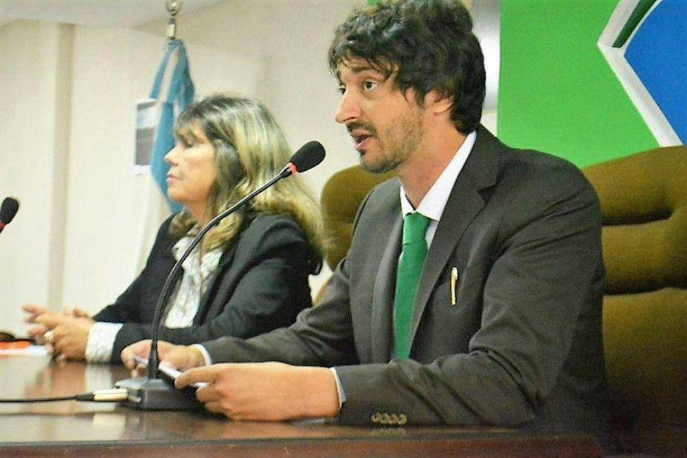 Con fuerte crítica a gestiones anteriores, Yeza inauguró las sesiones ordinarias de Pinamar
