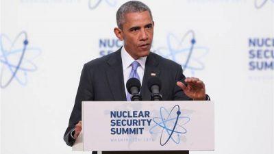 Para Obama, el peligro es que algún lunático consiga armas nucleares
