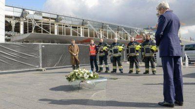 El aeropuerto de Bruselas reabrir� este domingo
