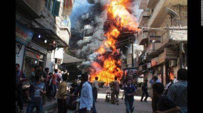 Pese al alto el fuego, más de 2.600 personas murieron en Siria durante marzo
