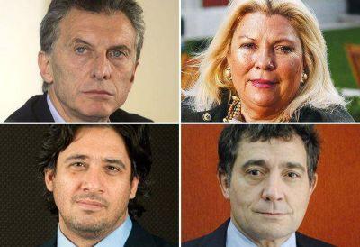 """""""Lilita, esto ya me está afectando a mí"""": la queja del Presidente a Carrió"""