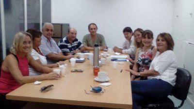 En la sede de IOMA Saladillo se realizó una jornada de trabajo con los médicos auditores de la Región X