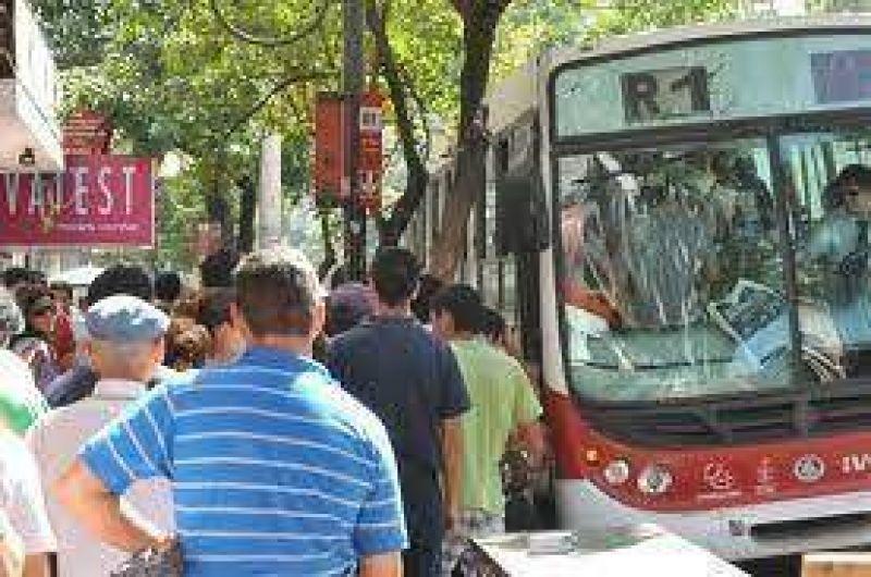 UTA analiza paro de transporte parcial por inseguridad