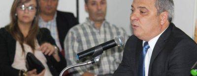 Sergio Bordoni inaugur� el per�odo de sesiones ordinarias del HCD