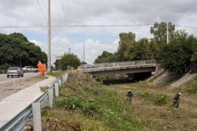 Hay más de 40 kilómetros de canales en la capital