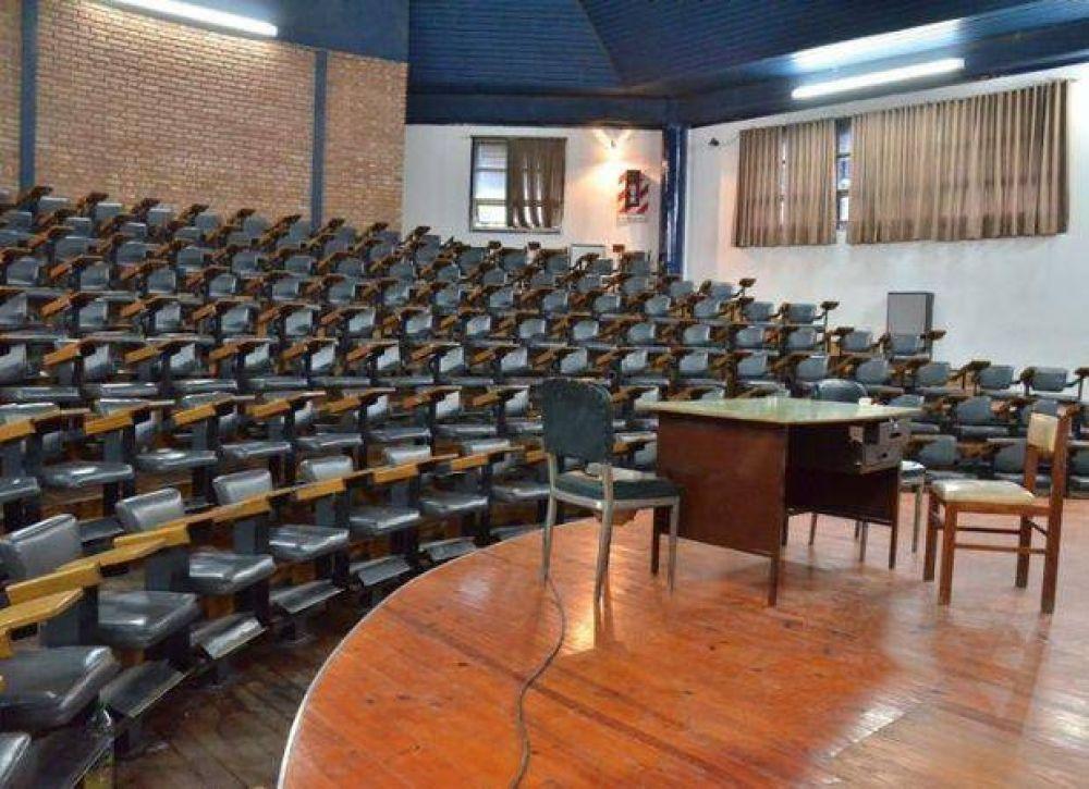Lunes sin clases en la Mixta y en la UNSL