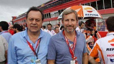 """Santos: """"El MotoGP se correrá en Argentina hasta el 2019"""""""