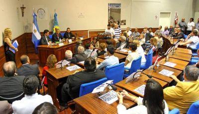 Ferraresi inauguró el 103° período de sesiones ordinarias del HCD