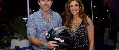 La Gobernadora y el Ministro Frigerio estuvieron en el fans zona del Moto GP