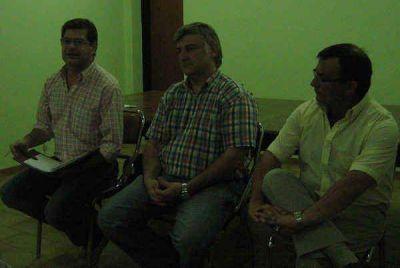 Presencia de concejales del Partido GEN en Chillar