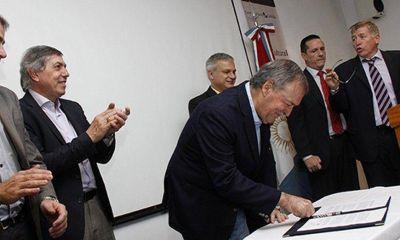 Provincia invertirá $ 120 millones en un embalse para regular el río Carapé
