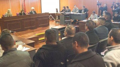 Condenaron a 10, 11 y 12 años de prisión a los policías torturadores de Güemes