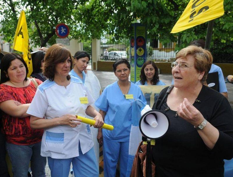 Convocan a Salud a la negociación salarial