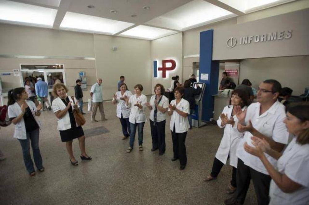 Con alto acatamiento se cumplieron los paros de maestros y médicos