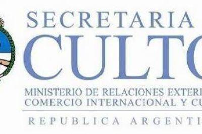 El gobierno nacional buscar� exportar el modelo argentino de di�logo interreligioso