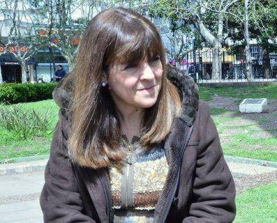 Nancy Cappelloni asumir� como secretaria de Cultura, Educaci�n y Deportes
