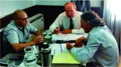 El ex Intendente Gobbi trabaja junto a los intendentes para mejorar los municipios