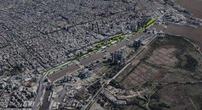 Ribere�a: Larreta quiere recaudar U$S250 millones con las torres de Catalinas Norte II