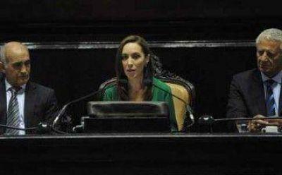 Vidal tiene la emergencia en infraestructura para la Provincia