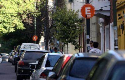 Por no pagar el estacionamiento medido las multas llegan a $505