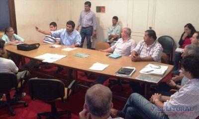 Goya: inician el reordenamiento en el asentamiento Los Chacales