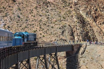 Confirmado: El Tren a las Nubes volverá a funcionar en junio