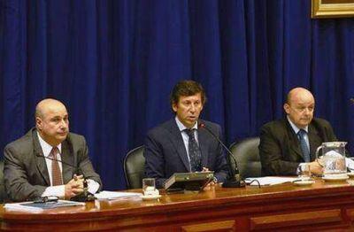 Posse inauguró el período de sesiones ordinarias en San Isidro