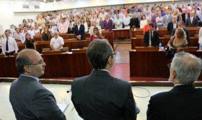 La oposición opinó sobre la convocatoria de Iacovino por la inseguridad