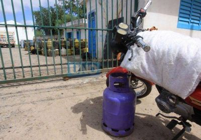 El gas envasado subió un 10% y esperan el aumento final para la próxima semana