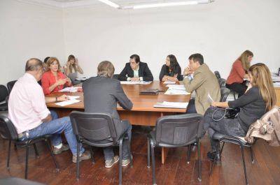 Diputados evaluaron criterios para la eximici�n de impuestos para los afectados por las inundaciones