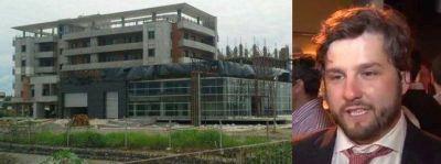 El PRO llevará a Campero a la Justicia si sigue ocultando el expediente de la obra ILEGAL que construye ALPEROVICH