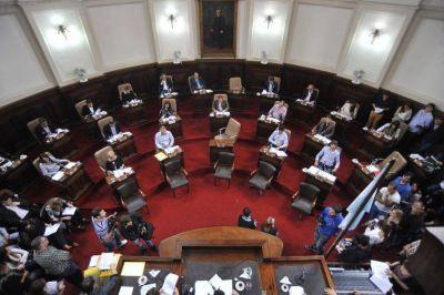 En una sesión caliente, el Concejo pasó a comisión el Protocolo Anti-piquetes