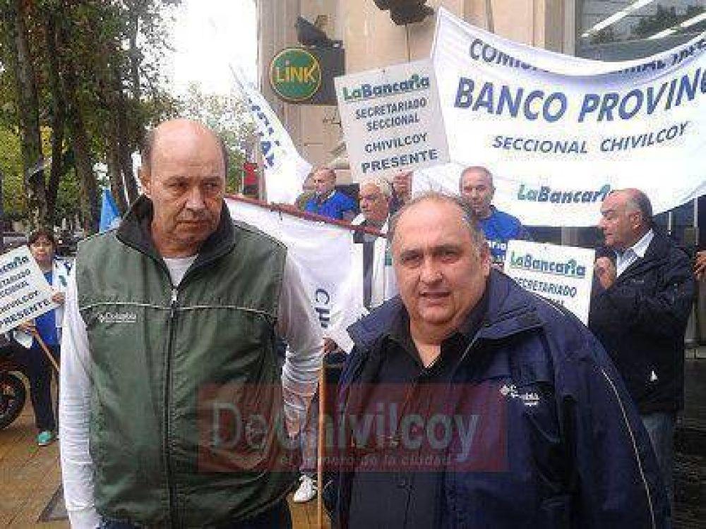 """Banco Provincia: """"Profundizar la tercerización hacia la órbita privada"""""""