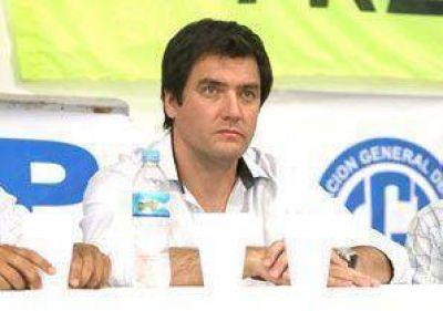Santiago Aguiar, nuevo asesor de Mario Meoni