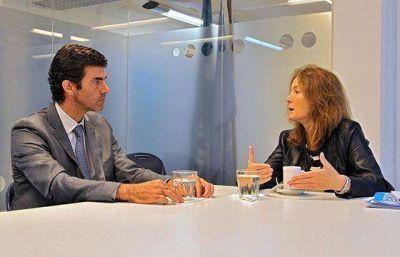 Urtubey lleva adelante encuentros con Unicef