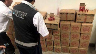 AFIP secuestr� 25.000 municiones de distintos calibres
