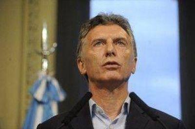 """Macri anunció un """"fideicomiso ciego"""" para su gestión"""