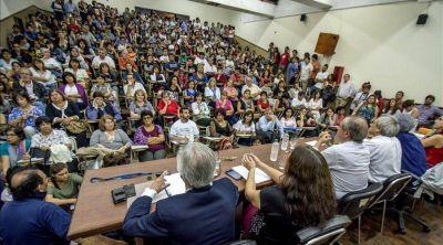 UNSa: los candidatos apuntaron a la deserci�n
