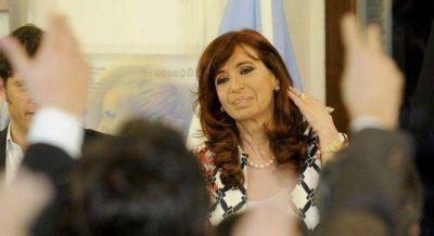 Cristina dice que no cometerá los errores de Lula y prepara un 17 de octubre si Bonadío la detiene