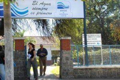 Aguas de Catamarca analiza una actualización de las tarifas