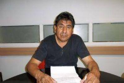 El ex intendente Fabián prepara su declaración