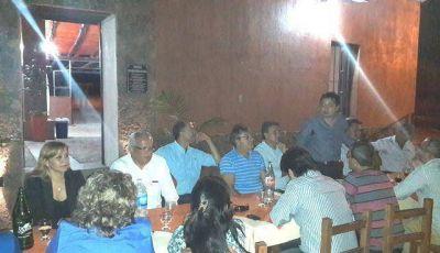El peronismo se reunió en Tinogasta