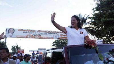 Peru se apresta a votar bajo la sombra poderosa de Fujimori