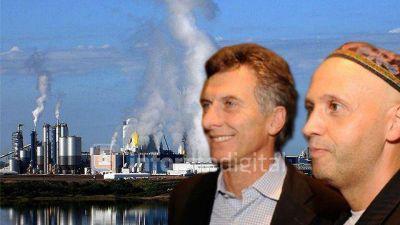 Macri y Bergman aceptaron analizar la contaminación de UPM-Botnia