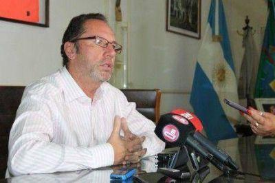 """""""Tenemos un buen vínculo con los gobiernos nacional y provincial"""", dijo Walter Torchio"""