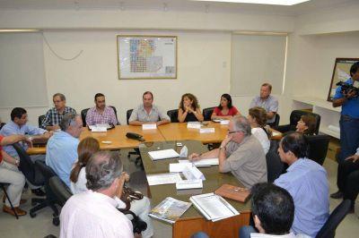 Se reunió la mesa de gestión del PROMEBA