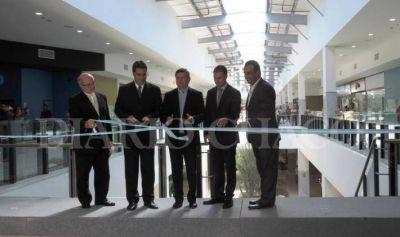 Qued� inaugurado el Sarmiento Shopping Mall en Resistencia