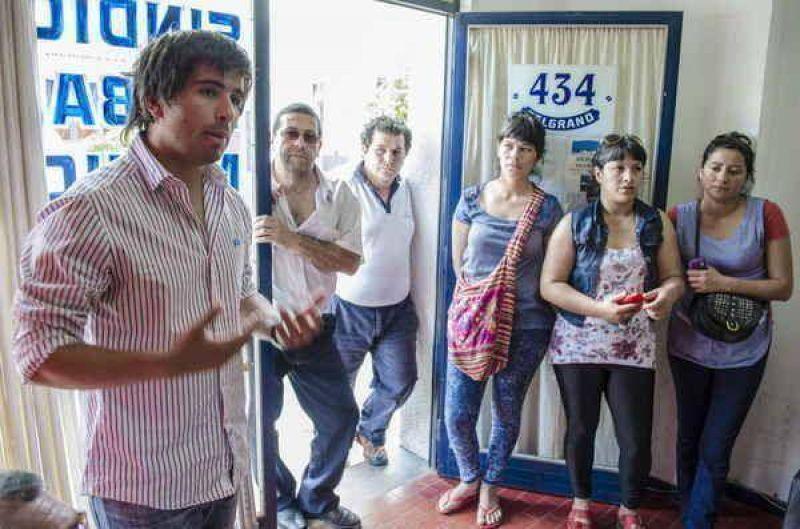 """El Ministerio de Trabajo convocó a una audiencia ante reclamos del STMA por """"incumplimientos"""" del Ejecutivo"""