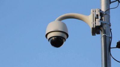 En mayo, agosto y noviembre se incorporarán, en etapas, cien nuevas cámaras de seguridad