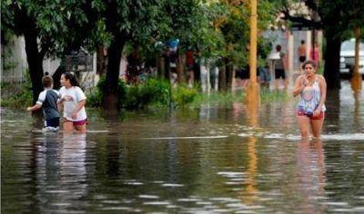 Cáritas acompaña a los inundados en el Litoral y Noreste argentinos